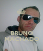 BRUNO MACHADO - Personalised Poster A1 size