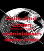 Calm And  Listen ANGEL of PIGGISH cranialdeath demo track - Personalised Poster A1 size