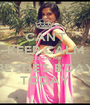 CAN'T KEEP CALM COZ ITS MY BESTIE'S B'DAY TODAY - Personalised Poster A1 size