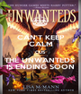 CAN'T KEEP CALM CUS THE UNWANTEDS  IS ENDING SOON - Personalised Poster A1 size