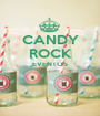 CANDY ROCK EVENTOS   - Personalised Poster A1 size