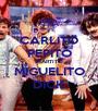 CARLITO PEPITO MARTITO MIGUELITO DICK - Personalised Poster A1 size