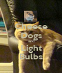 Cheese Dogs and Light Bulbs - Personalised Poster A1 size