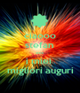 ciaooo stefan  <<< i miei  migliori auguri - Personalised Poster A1 size