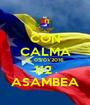 CON CALMA EL 05/01/2016 112  ASAMBEA - Personalised Poster A1 size
