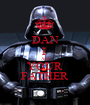 DAN I  AM YOUR FATHER - Personalised Poster A1 size