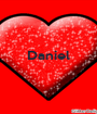 Daniel    - Personalised Poster A1 size