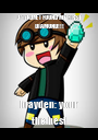 DanTDM: I FOUND MY FIRST DIAMOND!!! brayden: your the best - Personalised Poster A1 size