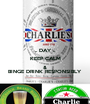.. DAY .. KEEP CALM & BINGE DRINK RESPONSIBLY - Personalised Poster A1 size