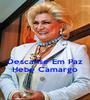 Descanse Em Paz Hebe Camargo - Personalised Poster A1 size