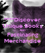 ****Discover Unique Books AND Fascinating Merchandise - Personalised Poster A1 size