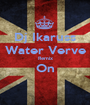 Dj Ikaruss Water Verve Remix On  - Personalised Poster A1 size