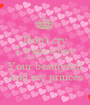 Don't cry I want a boy What he's words are  Your beautyfull And my princes - Personalised Poster A1 size