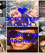 DON'T KEEP CALM AND START THE MADNESS - Personalised Poster A1 size