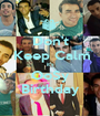 Don't  Keep Calm it's OoSy Birthday - Personalised Poster A1 size
