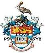 DON'T  KEEP CALM ONLY LOVE PSYCHOLOGY!! - Personalised Poster A1 size