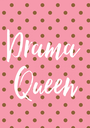 Drama  Queen - Personalised Poster A1 size