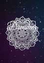 Dreamer    - Personalised Poster A1 size
