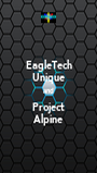 EagleTech Unique and Project Alpine - Personalised Poster A1 size