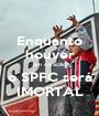 Enquanto houver um coração o SPFC será IMORTAL - Personalised Poster A1 size