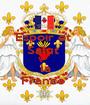 Espoir et  Salut  de   la  France  - Personalised Poster A1 size