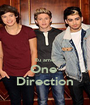 Eu amo One  Direction - Personalised Poster A1 size