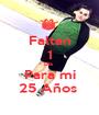Faltan 1 Día  Para mi 25 Años  - Personalised Poster A1 size