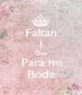 Faltan 1 Dias Para mi Boda - Personalised Poster A1 size