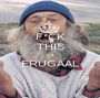 F*CK THIS I'M FRUGAAL . - Personalised Poster A1 size