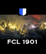 FCL 1901  - Personalised Poster A1 size