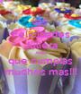 Felicidades Julieta AND que cumplas muchos mas!!! - Personalised Poster A1 size