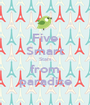 Five Smart Stars from paradise - Personalised Poster A1 size