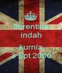 florentina indah  kurnia 3 Spt 2000 - Personalised Poster A1 size
