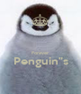 "Forever  Penguin""s  - Personalised Poster A1 size"