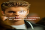 FREAK OUT  because BELIEVE TOUR IS COMING TO YOUR COUNTRY - Personalised Poster A1 size