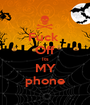 Fuck  Off Its MY phone - Personalised Poster A1 size