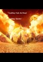 Gallifrey Falls No More!  Gallifrey Stands! - Personalised Poster A1 size