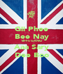 Gii Phee Bee Nay BFFS GANG Aaa Sary Dee Boo - Personalised Poster A1 size