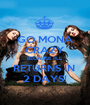 GO MONA CRAZY BECAUSE PLL RETURNS IN  2 DAYS! - Personalised Poster A1 size