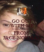 GO OUT WITH ME HALEY MURRAY FROM  JACE NORMAN - Personalised Poster A1 size