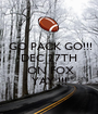GO PACK GO!!! DEC 27TH 3:25 PM  ON FOX YAY !!! - Personalised Poster A1 size