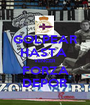 GOLPEAR HASTA  VENCER FORZA DEPOR - Personalised Poster A1 size