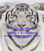 GOOD MORNING FAMILY & FRIENDS HAVE A BLESSED DAY - Personalised Poster A1 size