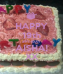 HAPPY 19th BIRTHDAY AISHA! XX - Personalised Poster A1 size