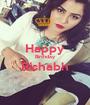 Happy Birthday Rishabh  - Personalised Poster A1 size
