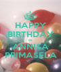 HAPPY BIRTHDAY to ANNISA PRIMASELA - Personalised Poster A1 size