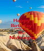 Happy  Birthday  To My Cousin  Ric Nofzinger - Personalised Poster A1 size