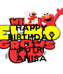 HAPPY BIRTHDAY TO YOU PUTRI ANISA - Personalised Poster A1 size