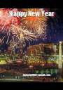 Happy New Year                 bonez53066@gmail.com.  ....  - Personalised Poster A1 size