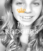 HI IM JAYNA RODGERS  - Personalised Poster A1 size